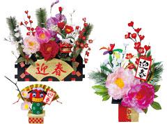 お正月 置き飾り 装飾
