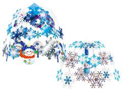 冬の装飾 センター・シャンデリア