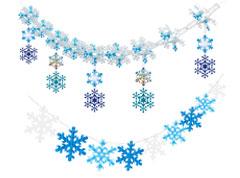 冬の装飾 ガーランド