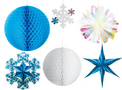 冬の装飾 その他吊り装飾