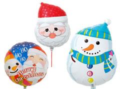 クリスマス 風船バルーン