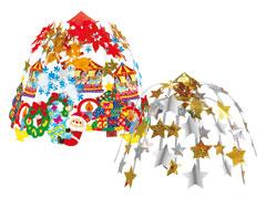 クリスマス センターシャンデリア装飾特集