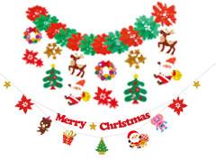 クリスマス ガーランド装飾特集